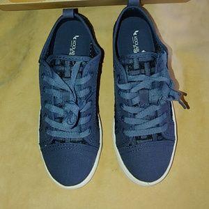 UGG Shoes - Size 1 K Kellen blue sneakers